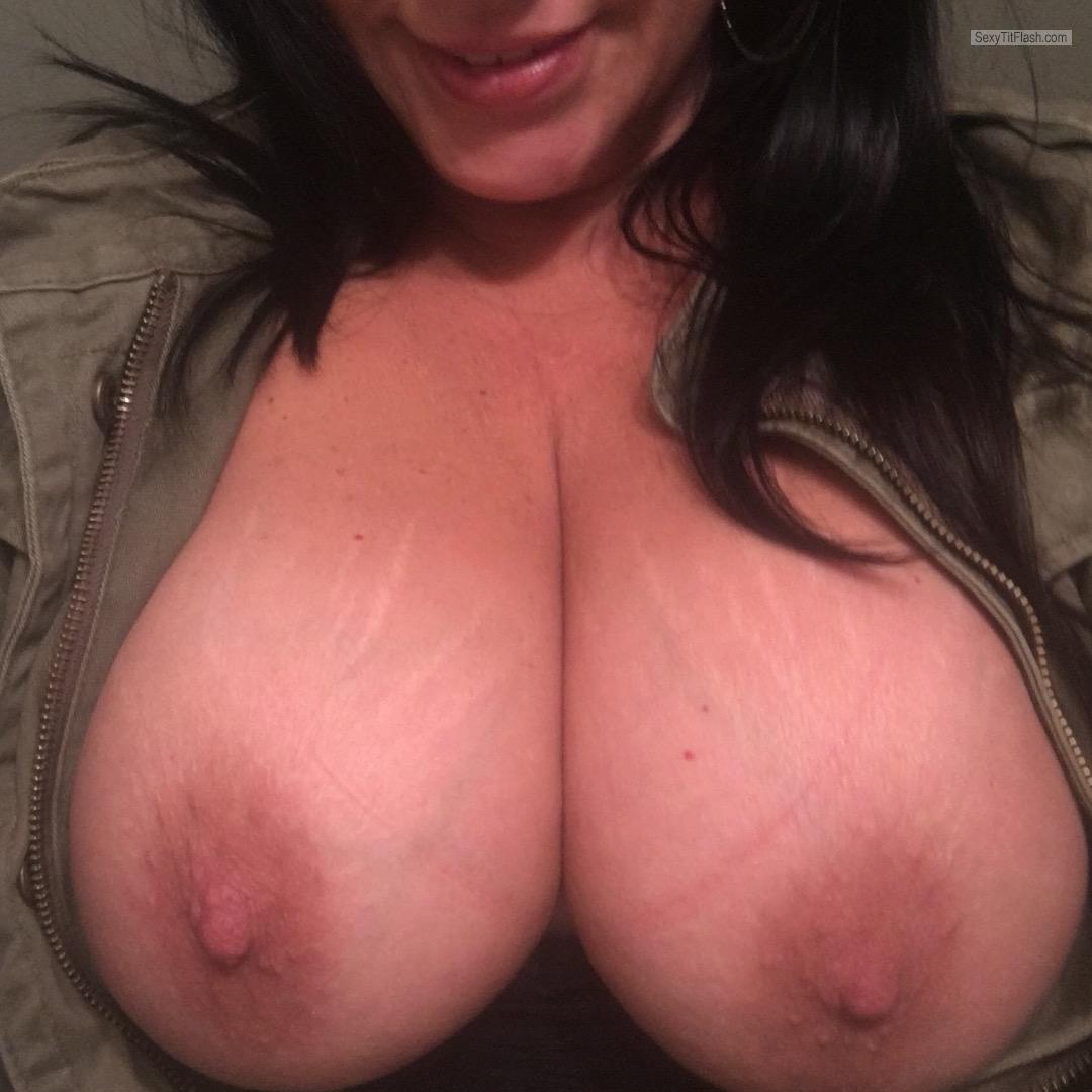 My Big Tits Selfie by Sofia