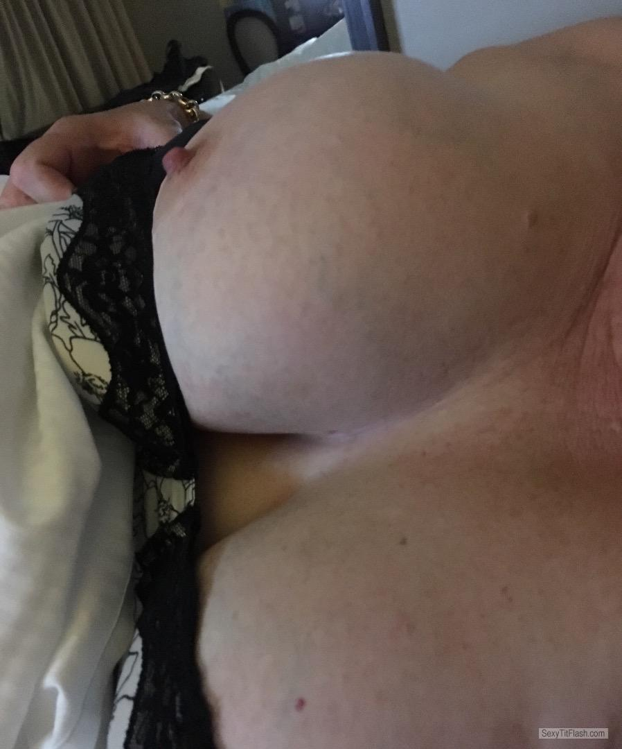Big Tits Of My Girlfriend Ron