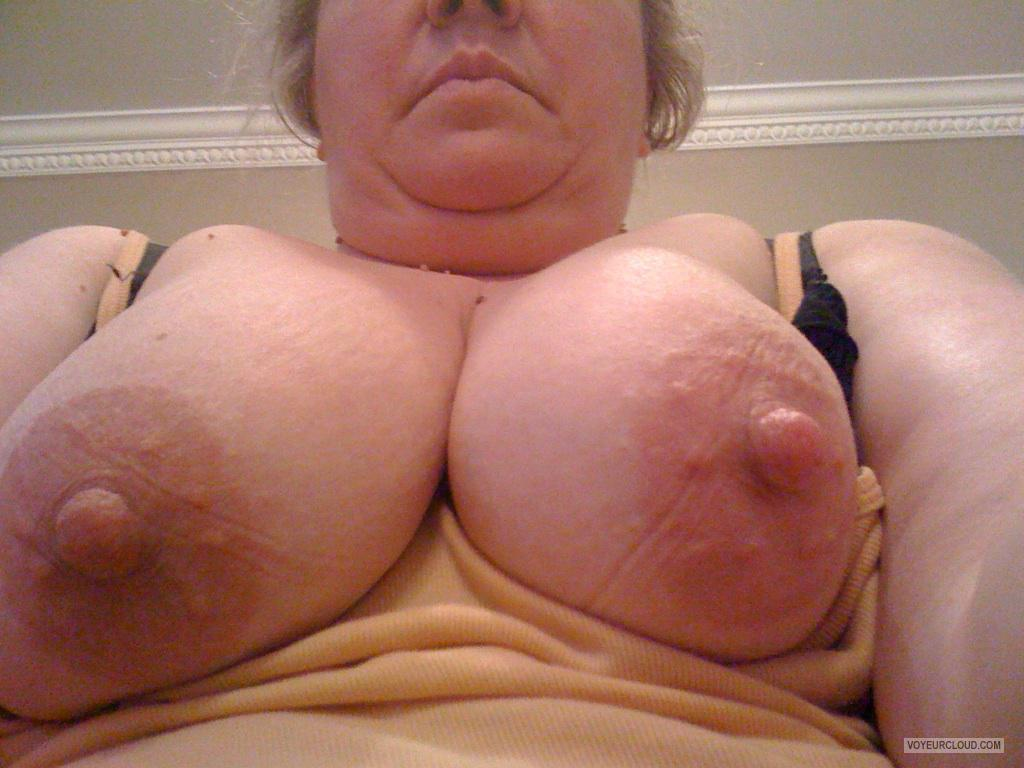Big Tits Of My Wife Selfie by Beaut