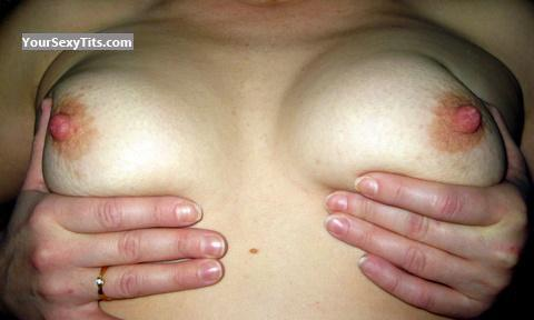 Tit Flash: Big Tits - AK North 60 from United States