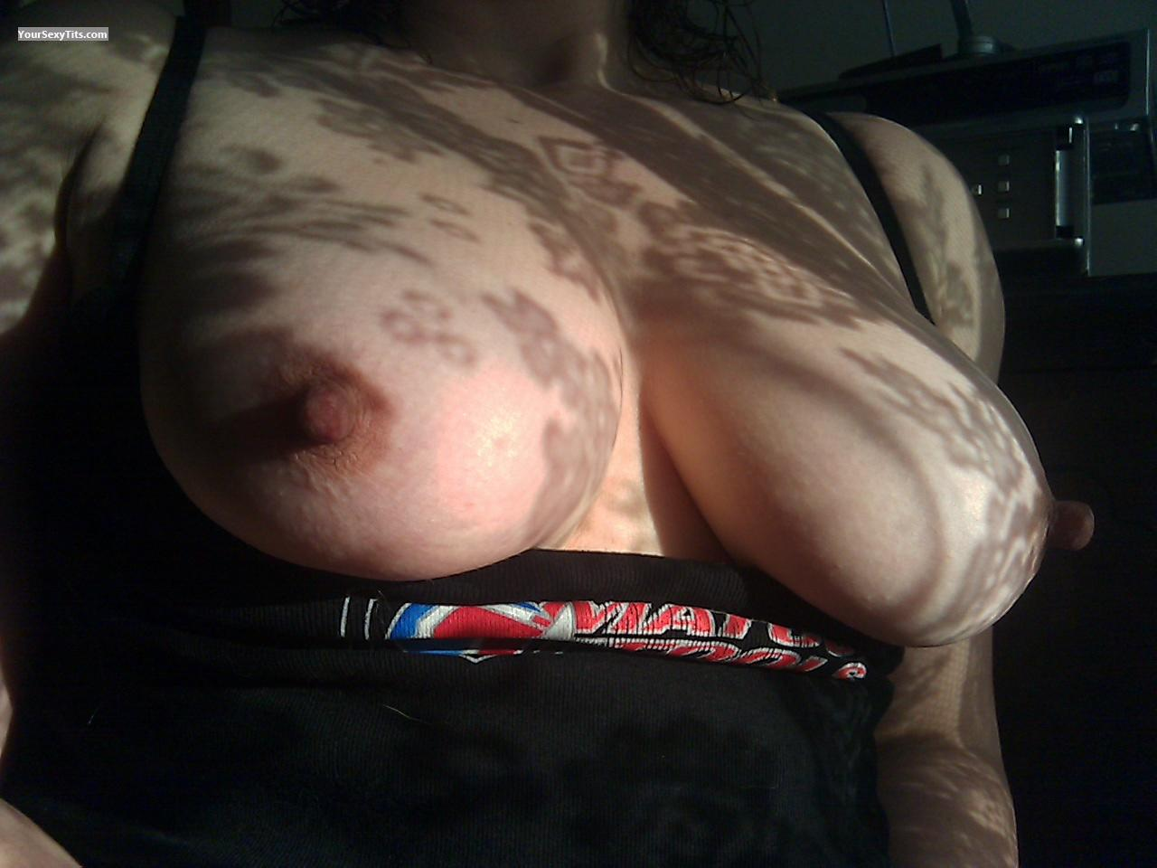 My Big Tits Selfie by Shy Girl