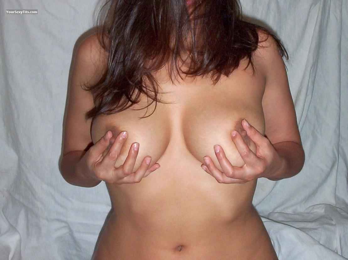 Tit Flash: Big Tits - Naughtyboobs from Spain