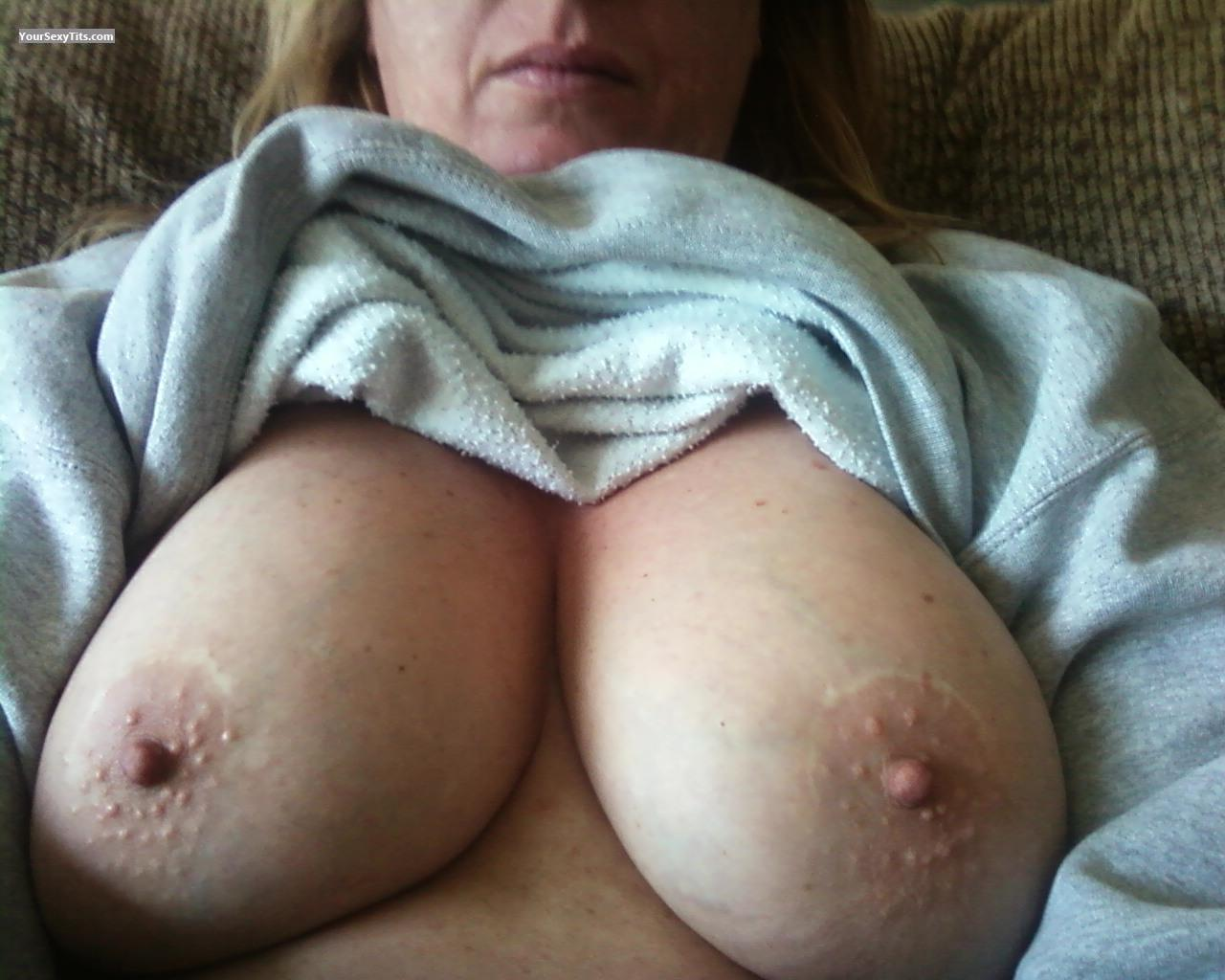 My Big Tits Selfie by These Ok?