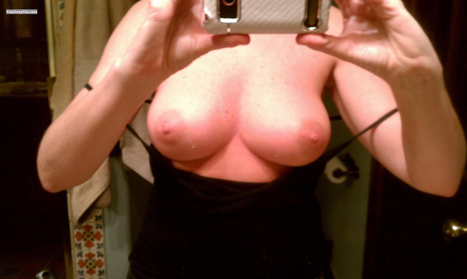 Big Tits Of My Ex-Girlfriend Selfie by Playa Ex