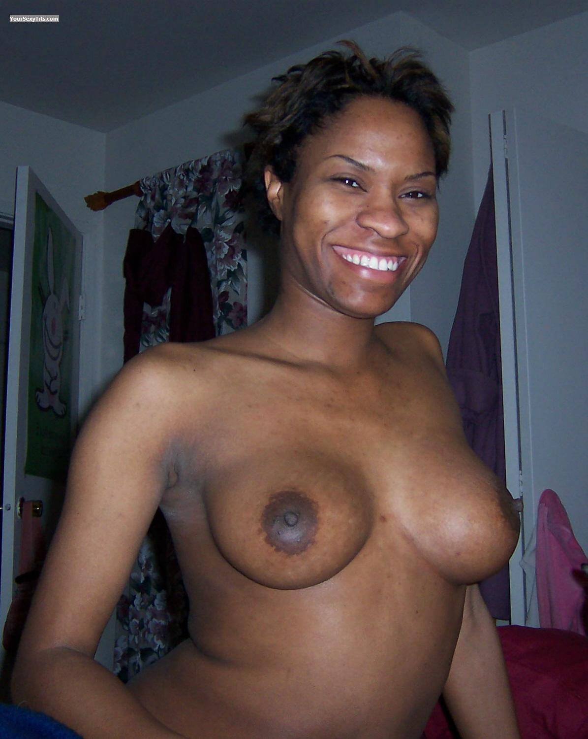 Tit Flash: Big Tits - Topless Zip from United States