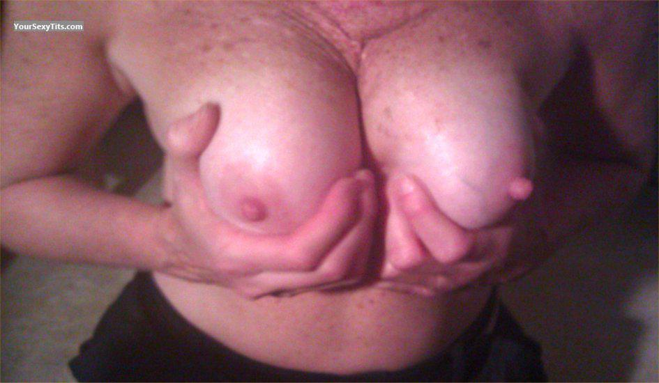 Tit Flash: My Friend's Big Tits - Mycumwhore from United States