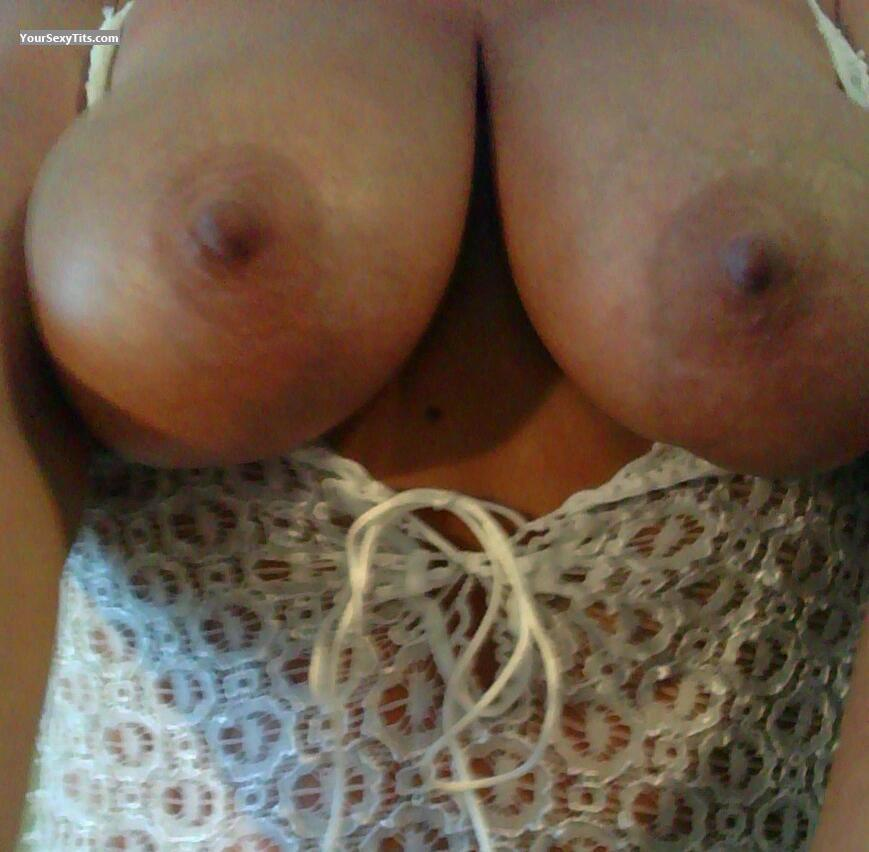 Tit Flash: My Big Tits (Selfie) - Missy6969 from United States