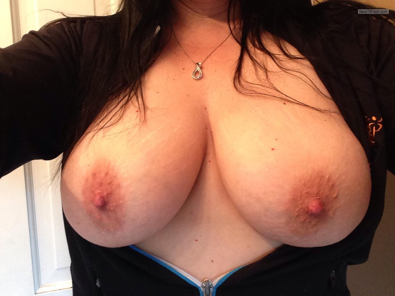 My Big Tits Selfie by Shannon