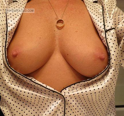 Big Tits Of My Wife My Sexy 52 Year Old Wife
