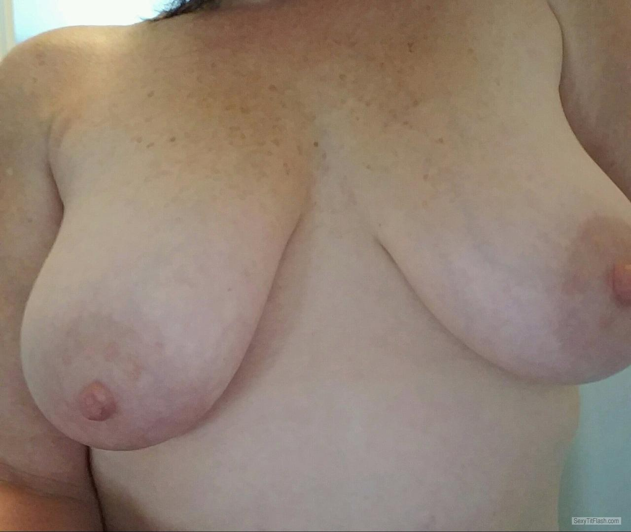 My Big Tits Selfie by Cheryl66