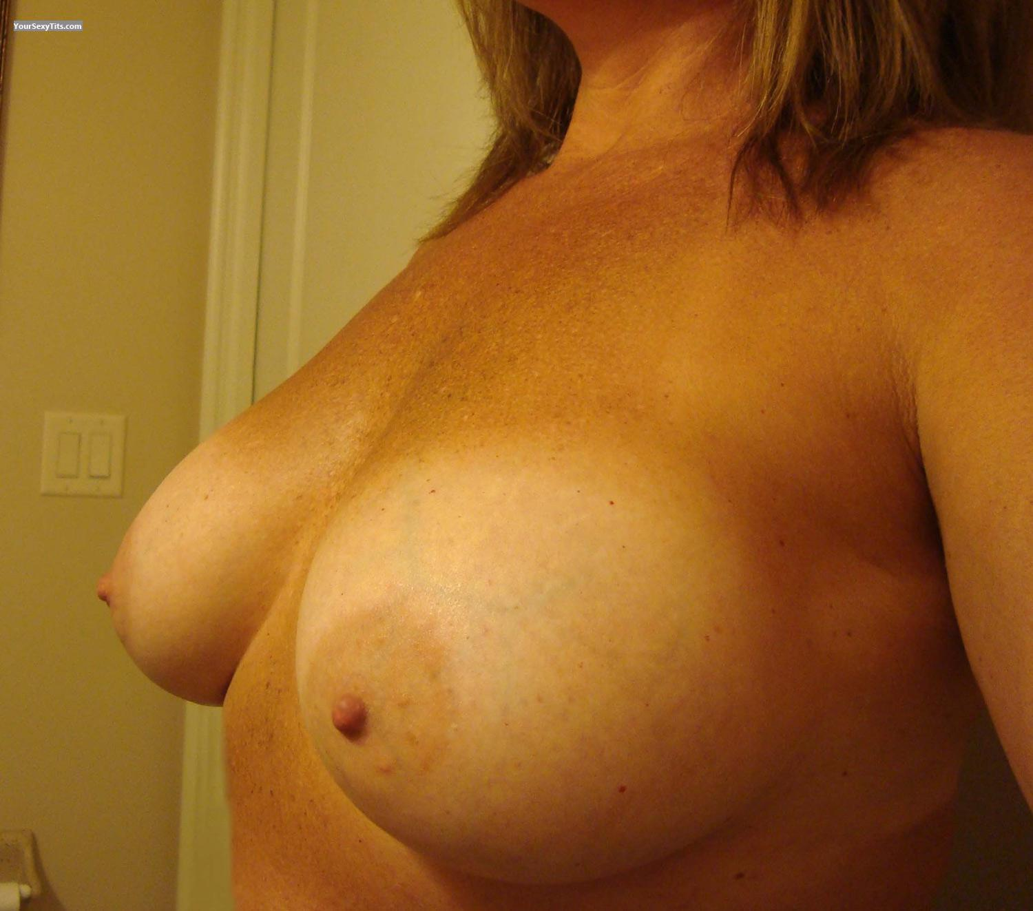 My Big Tits Selfie by Hot Momma