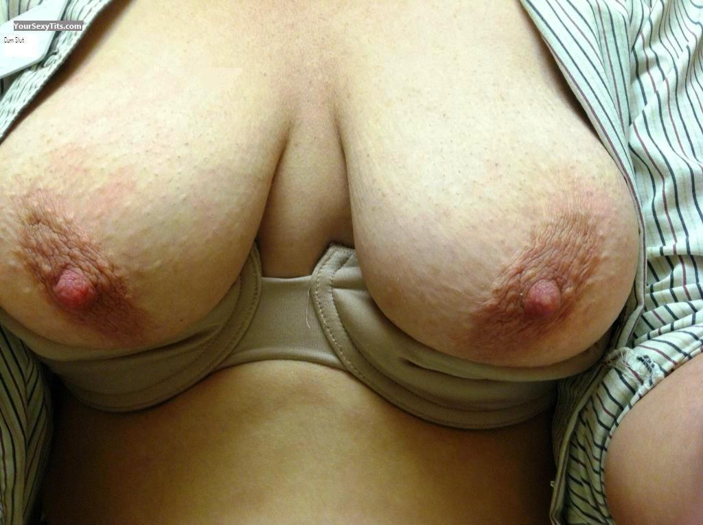 My Big Tits Selfie by Andrea