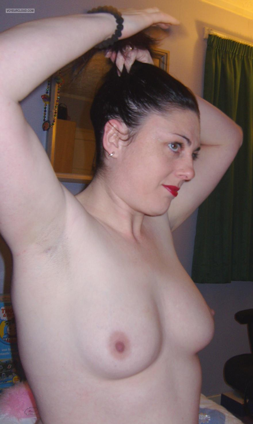 Medium Tits Of My Wife Topless Angel