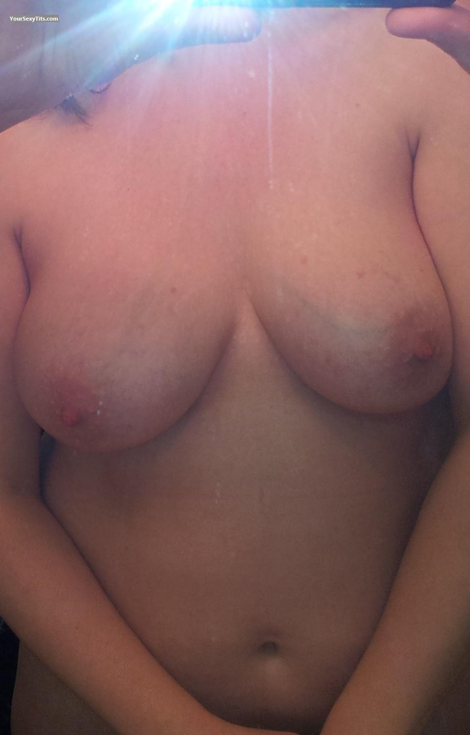 Big Tits Of My Wife C-16