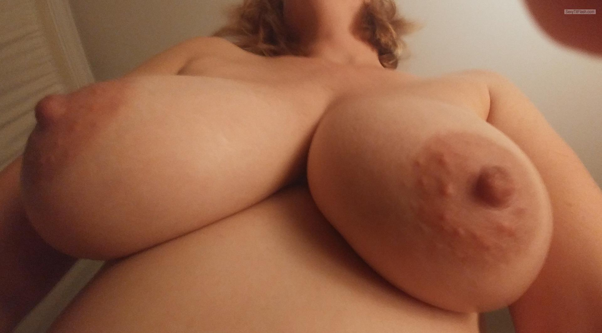 My Big Tits Selfie by Cumwife