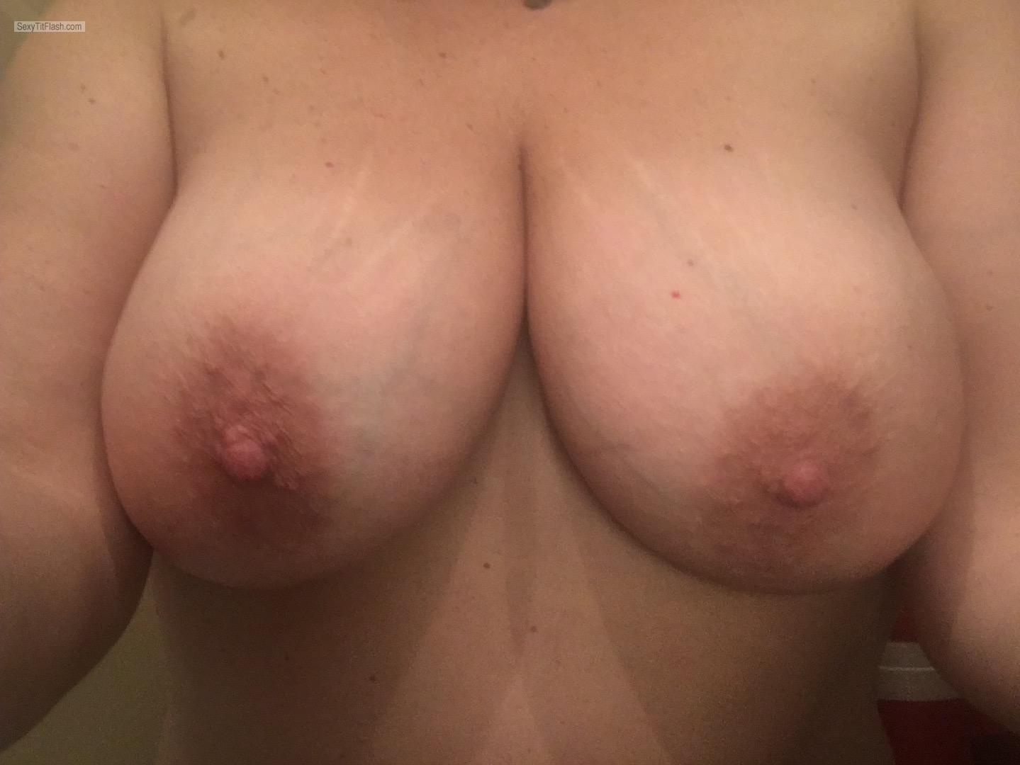 My Big Tits Selfie by Sharon