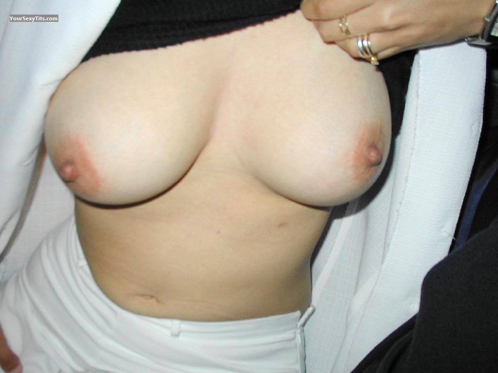 Tit Flash: Big Tits - Prime from Mexico