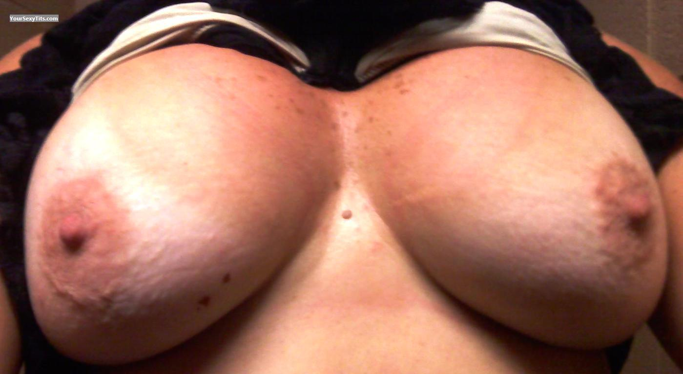 Tit Flash: My Big Tits (Selfie) - Guess from United States