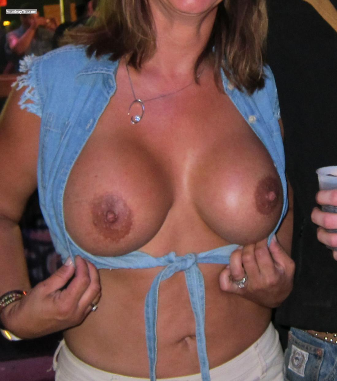 Big Tits Almostnothing