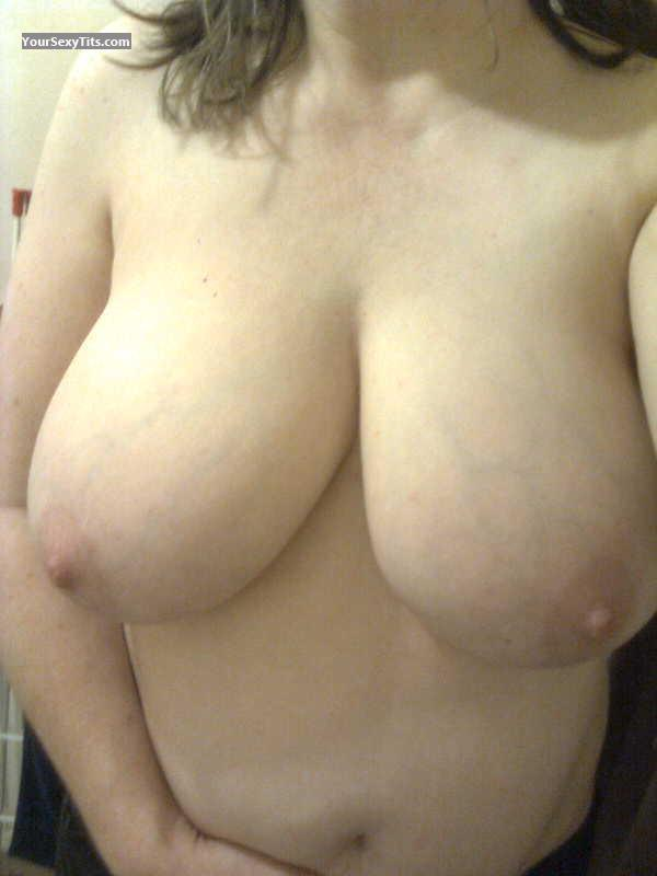 Tit Flash: My Big Tits (Selfie) - Laura from United Kingdom
