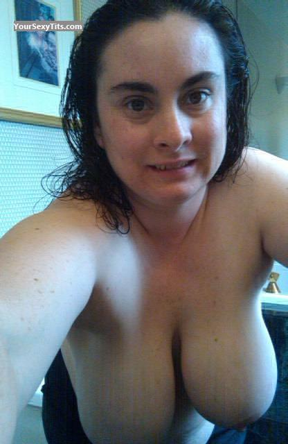 My Big Tits Selfie by XXXray