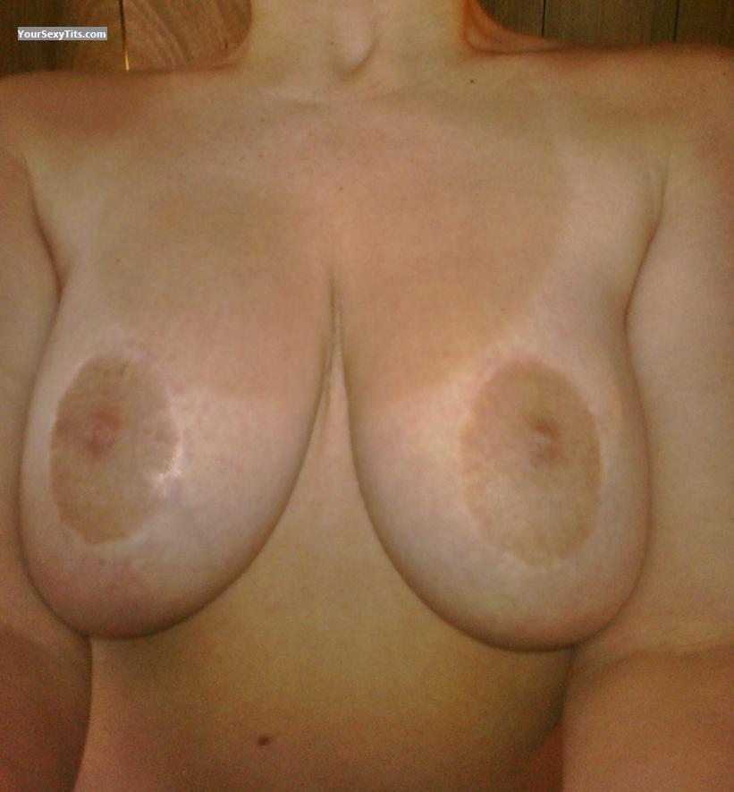 Tit Flash: My Big Tits (Selfie) - Funcpl4u from United States