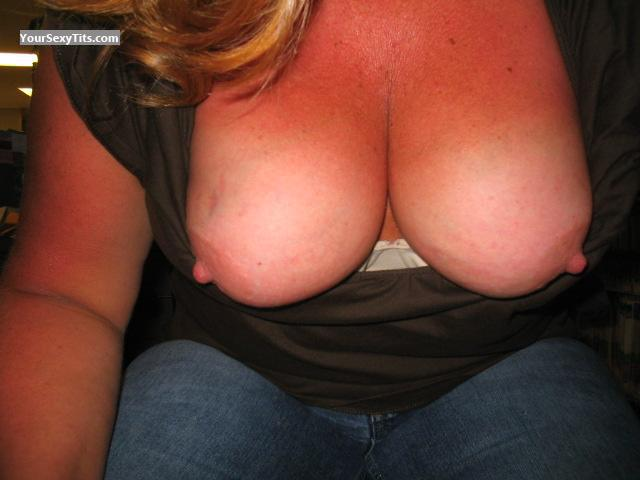 My Big Tits Selfie by Hot Stuff