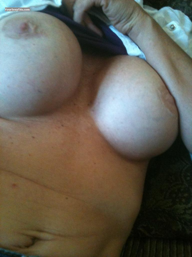 My Big Tits Selfie by Snappy