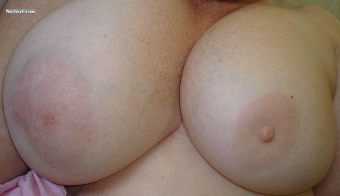 Tit Flash: Big Tits - BJ from South Africa