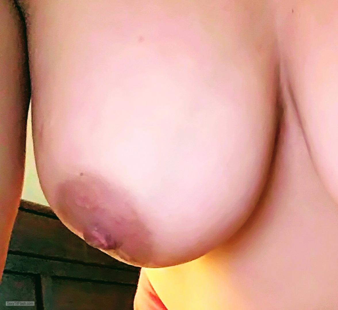 My Big Tits Selfie by J.m.