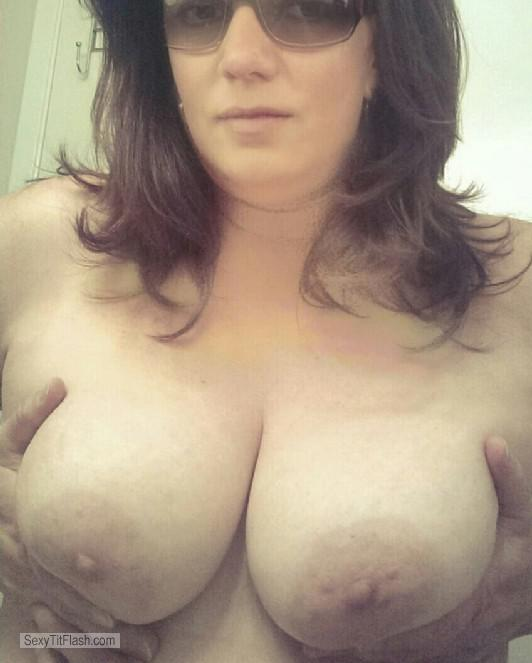 Big Tits Of My Wife Topless Marie