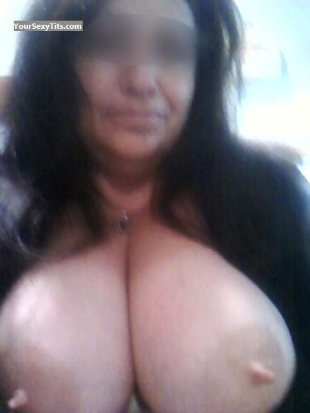 Tit Flash: My Big Tits (Selfie) - Sweet Sweet Connie from United States