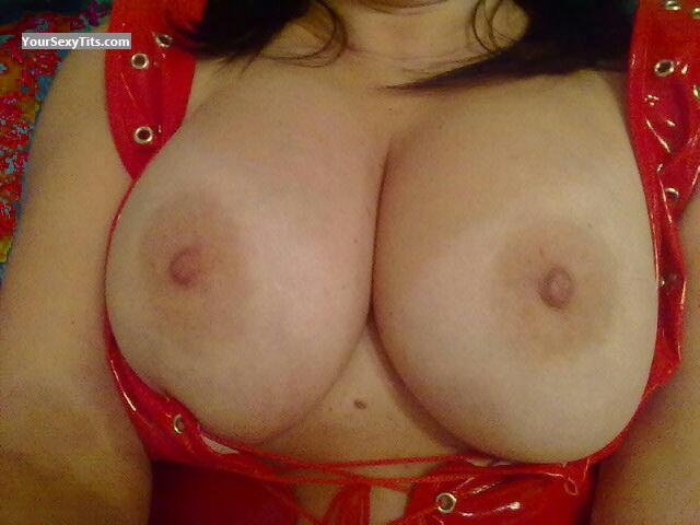 My Big Tits Selfie by .JOB