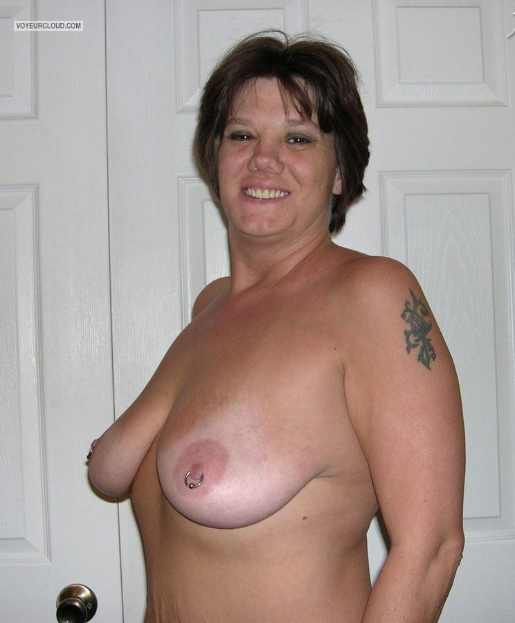 rate my saggy tits
