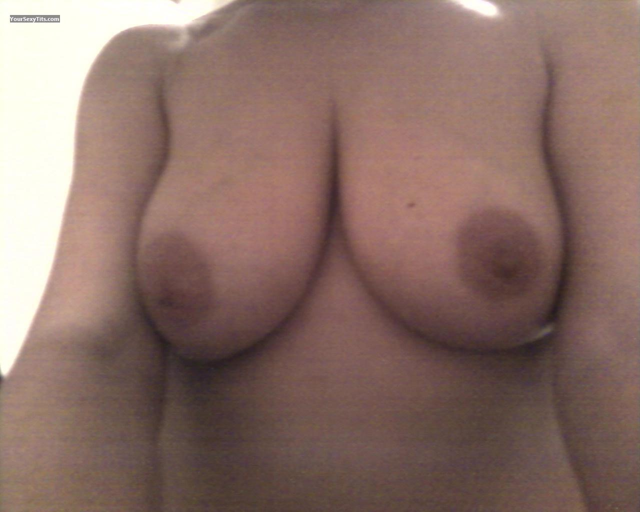 Tit Flash: Big Tits - Suz from United Kingdom
