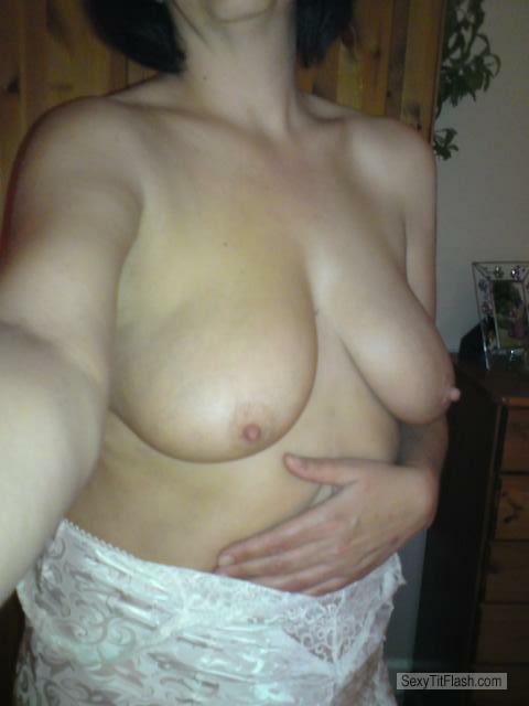 My Big Tits Selfie by Mary