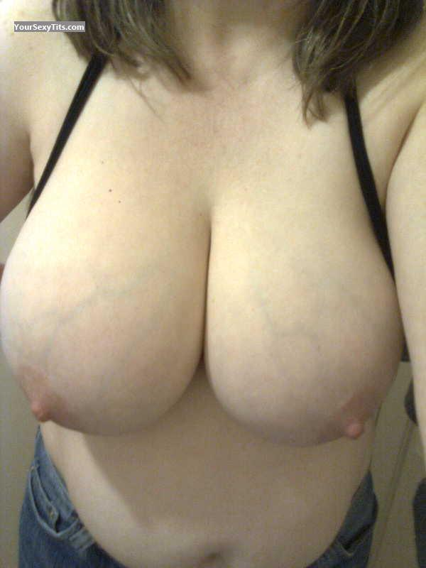 My Big Tits Selfie by Laura