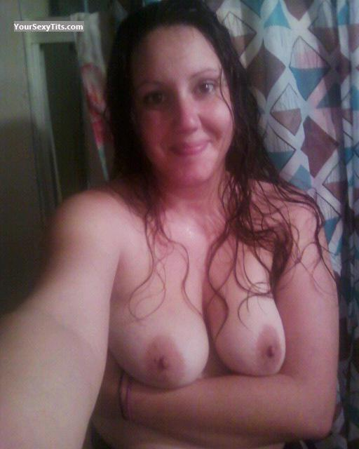 Big Tits Of My Wife Linda