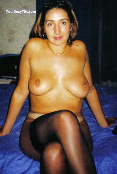 Tit Flash: Big Tits - Topless Nd from France