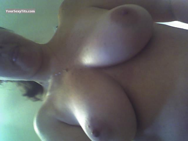 Tit Flash: Big Tits - Texaslonghorn from United States