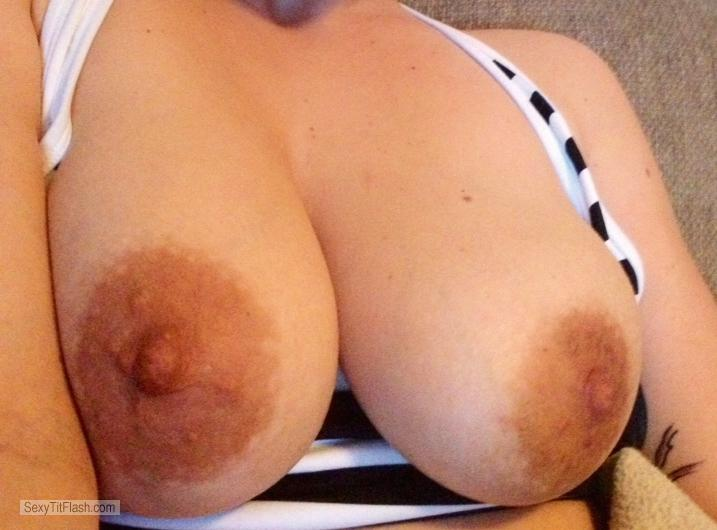 Big Tits Of My Wife Alyssa Dream