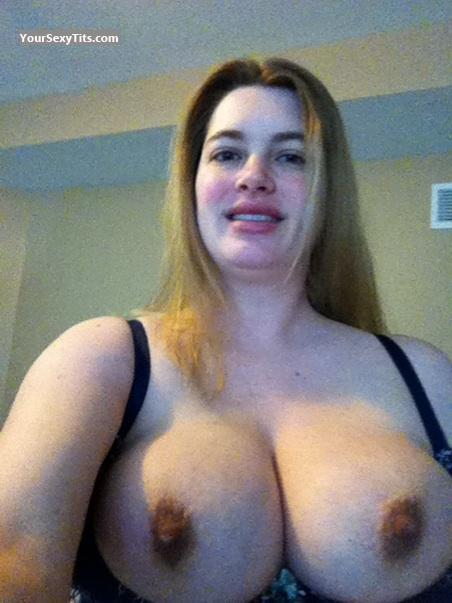 My Big Tits Topless Selfie by Mandy Melons