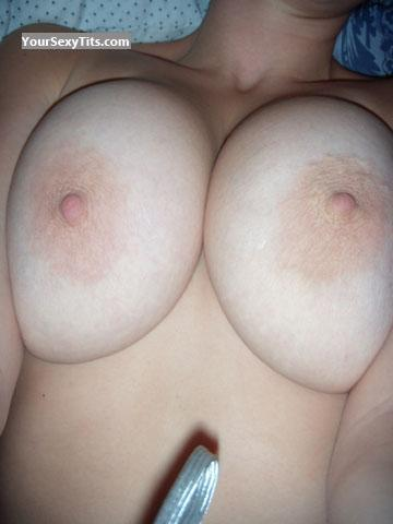 My Big Tits Selfie by Baby