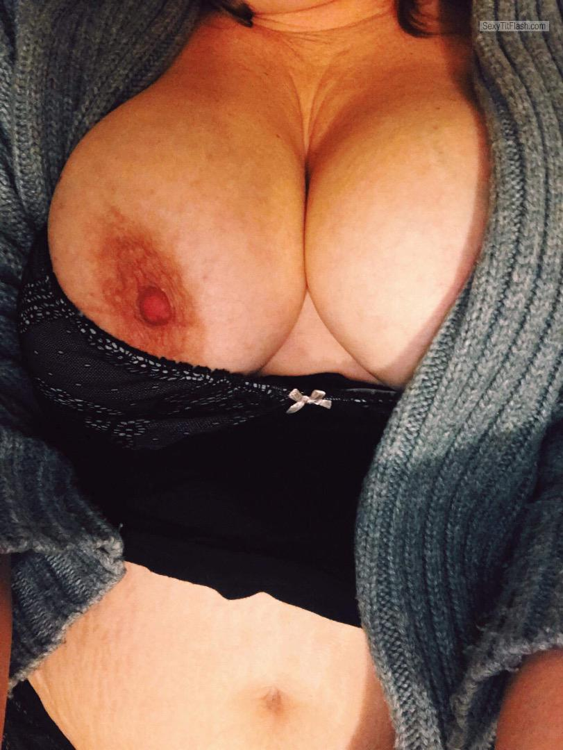 My Big Tits Selfie by J