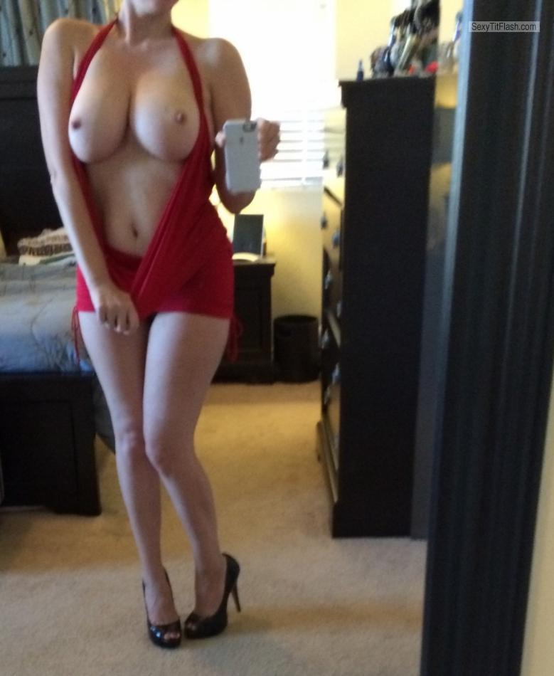 My Big Tits Selfie by Sultry