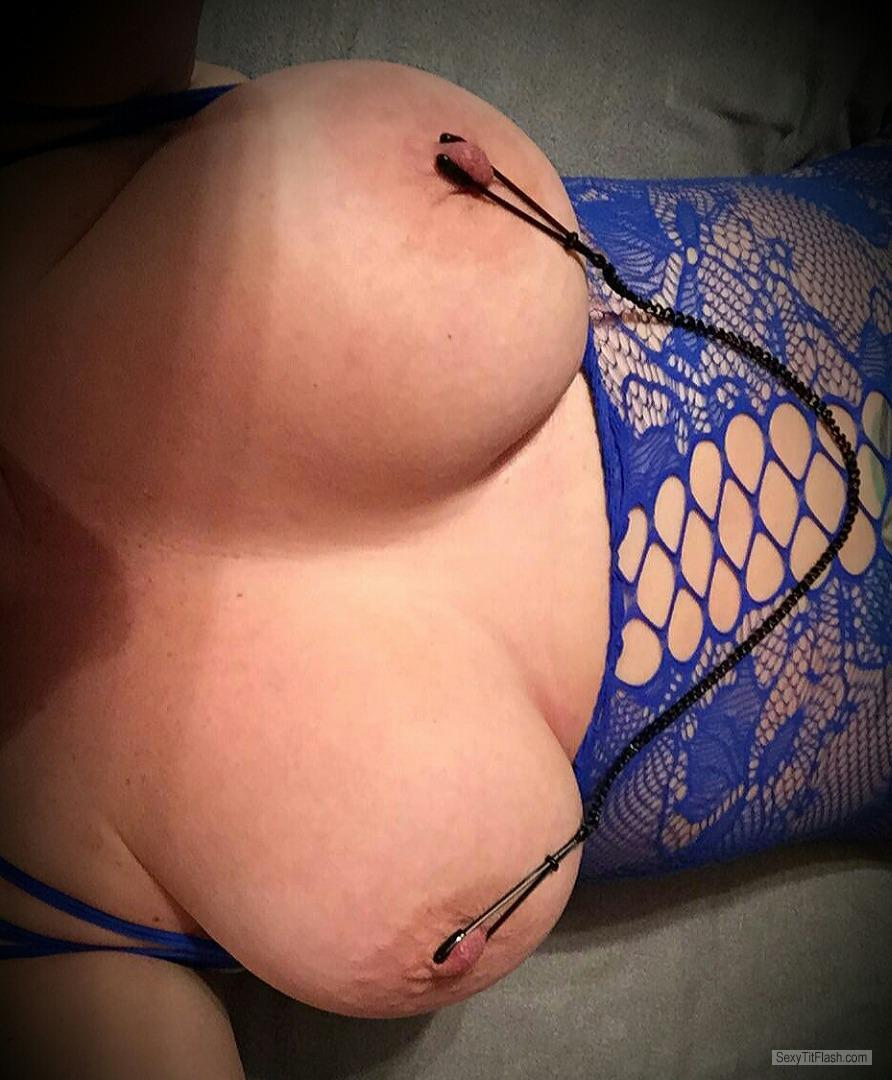 My Big Tits Selfie by Sara
