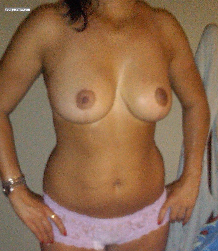 Tit Flash: Big Tits - Holly4 from United States