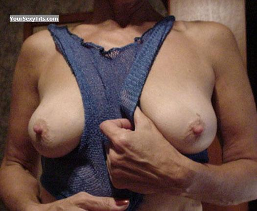 Tit Flash: Big Tits - CHeryl_M from United States