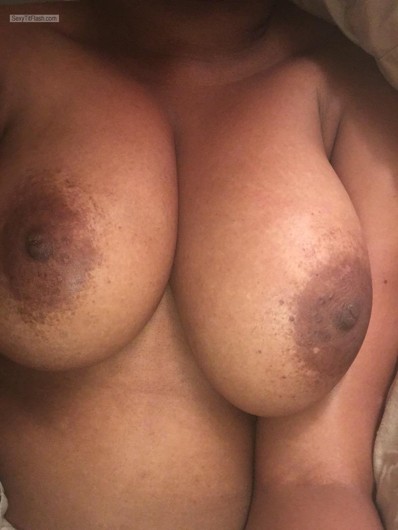 Tit Flash: My Big Tits - My Big Boobs from United Kingdom