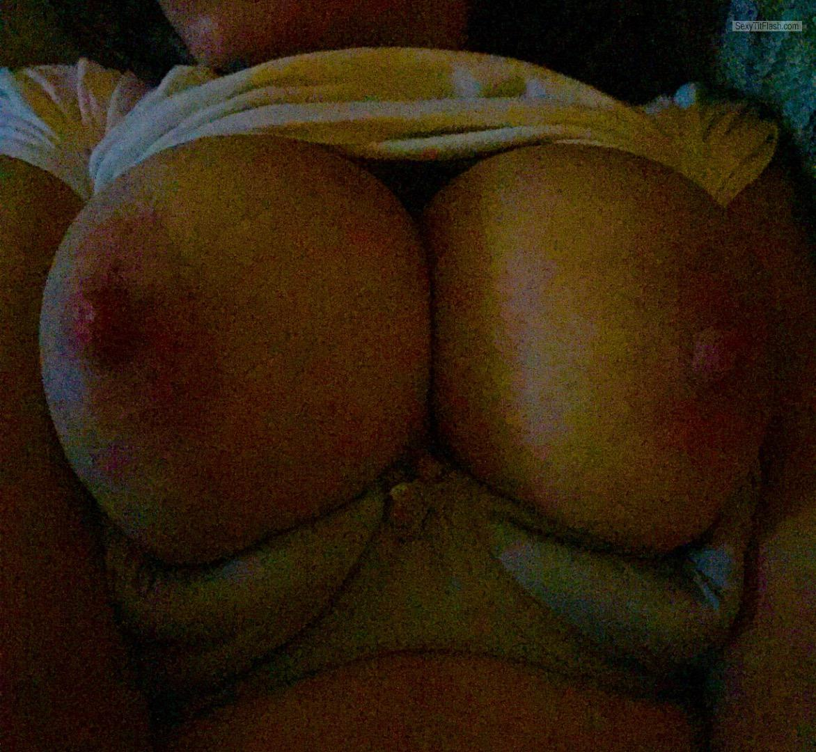 Tit Flash: My Big Tits (Selfie) - Milf Tits's from United Kingdom